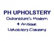 PH Upholstery - a Cotswolds Business