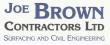 Joe Brown Contractors Ltd