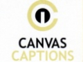 Canvas Captions