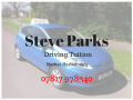 Steve Parks Driving Tuition