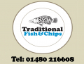 Traditional Fish & Chips St Neots