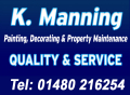 K. Manning Painting & Decorating Services