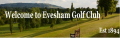 Evesham Golf Club