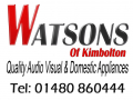Watsons Electrical Appliance Retailers