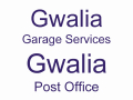 Gwalia Garage Services Shop