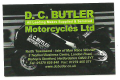 D C Butler Motorcycles Ltd