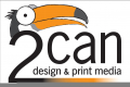 2Can Design and Print Media