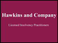 Hawkins and Company