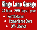 Kings Lane 24 Hour Petrol Station, Off Licence and Shop - St Neots
