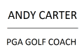 Andy Carter - PGA Golf Coach