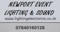 Newport Event Lighting & Sound