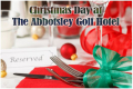 Christmas Day at The Abbotsley Golf Hotel 2013