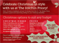 Christmas at The Hitchin Priory!