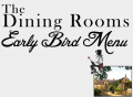 Early Bird Menu at The Dining Rooms
