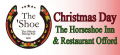 Christmas Day at The Horseshoe Inn & Restaurant Offord