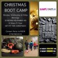 Simply Fit Winter bootcamps !! only £5