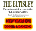 New Years Eve Dinner & Dancing at The Eltisley