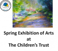 The Children's Trust Spring Exhibition of Arts @Childrens_trust