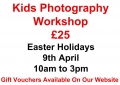 Easter Kids Photography Workshop - i-d Image Development St Neots