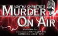 Agatha Christie's Murder On Air