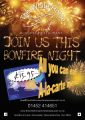 BONFIRE NIGHT 2014