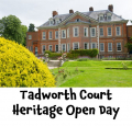 Heritage Open Day at Tadworth Court @childrens_trust @heritageopenday