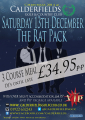 The Rat Pack tribute act in Walsall at Calderfields Golf and Country Club