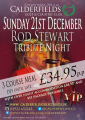 Rod Stewart Tribute night in Walsall at Calderfields Golf and Country Club