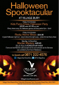 Halloween at Village Hotel, Bury