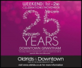 25th Anniversary Downtown Grantham