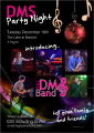 THE DMS XMAS PARTY - Introducing The DMS BAND