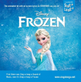 SINGALONGAFROZEN at the Wolverhampton Grand Theatre