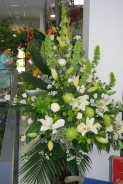 GUERNSEY FLOWER ARRANGEMENT SOCIETY - Monthly Flower Demonstration
