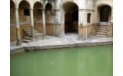 The Roman Baths by torchlight