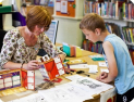 CHILDREN'S ACTIVITIES AT GUILLE-ALLES LIBRARY