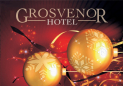 Christmas Party Menu at The Grosvenor Hotel
