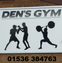 Weekday Classes at Den's Gym!