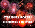 Fireworks Display - Eynesbury Rovers - St Neots - Sunday 2nd Nov