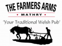 Weekday menu at The Farmers Arms, Mathry