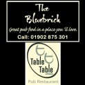 Festive Dining at The Bluebrick in Wolverhampton