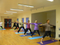 Iyengar Yoga with Fiona Hawkins