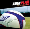 Just Play Football at Aldercar Community Language College