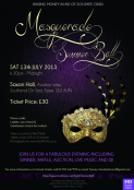 Charity Summer Masquerade Ball