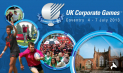 UK Corporate Games 2013 in Coventry
