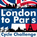 Acorns London to Paris Cycle Challenge