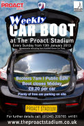 Chesterfield Car Boot Sale