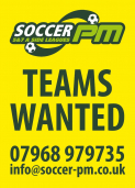 SoccerPM 7 a side football league