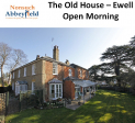 Nonsuch Abbeyfield – Open Morning at The Old House, Ewell