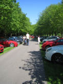 Scottish Italian Car Day