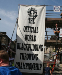 Black Pudding Throwing Championships